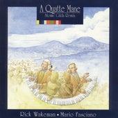 A quatte mani by Rick Wakeman