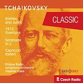 Pyotr Ilyich Tchaikovsky: Romeo and Juliet, Ouverture-Fantasia for Large Orchestra after Shakespeare by Prague Radio Symphony Orchestra