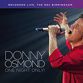 One Night Only (Live) by Donny Osmond