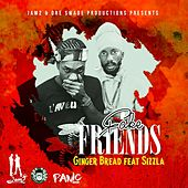 Fake Friends (feat. Sizzla) - Single by Gingerbread