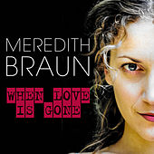 When Love Is Gone by Meredith Braun