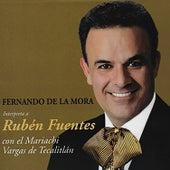Fernando de la Mora Interpreta a Rubén Fuentes by Fernando de la Mora