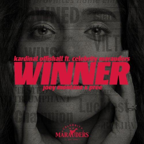 Winner (feat. Celebrity Marauders, Joey Montana & Pree) by Kardinal Offishall