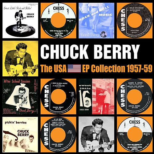 The USA EP Collection 1957 - 1959 by Chuck Berry