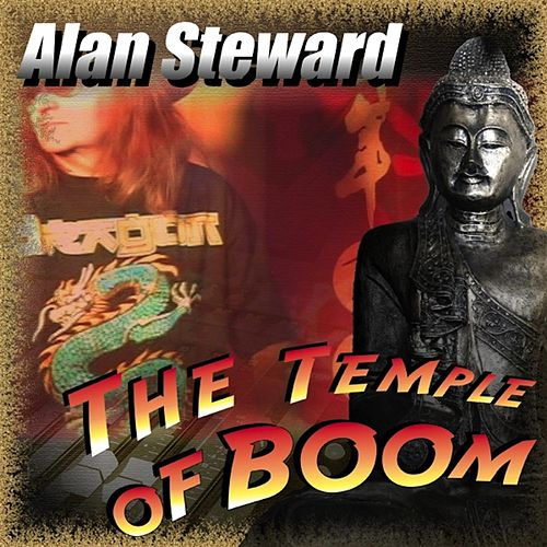 The Temple of Boom by Alan Steward