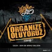 Sen De Biraz Delisin (Organize Oluyoruz Vol. 1) by Ceza
