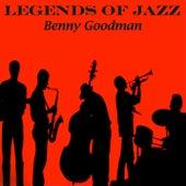 Legends Of Jazz by Benny Goodman
