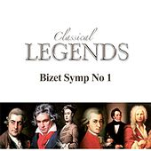 Bizet Symphony No. 1 by The French National Radio Orchestra