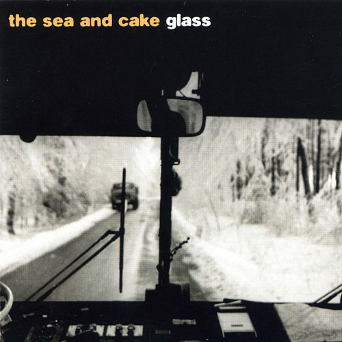 Glass by The Sea and Cake