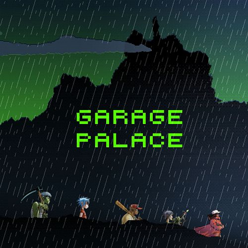 Garage Palace (feat. Little Simz) von Gorillaz