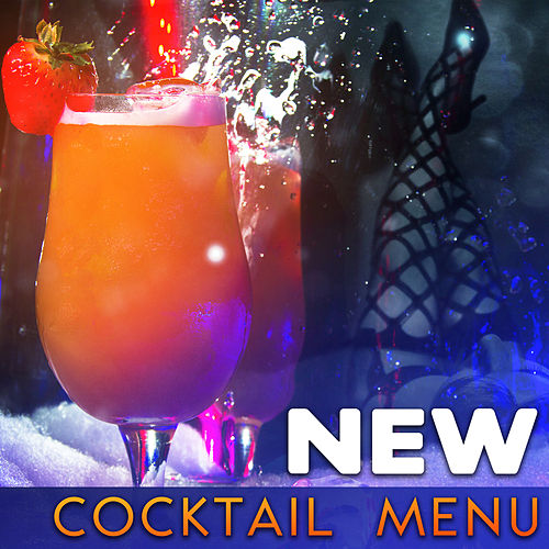 New Cocktail Menu de Background Instrumental Music Collective