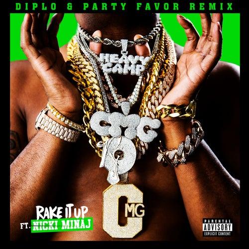 Rake It Up (Diplo & Party Favor Remix) by Yo Gotti