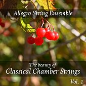 The Beauty of Classical Chamber Strings, Vol. 1 by Allegro String Ensemble