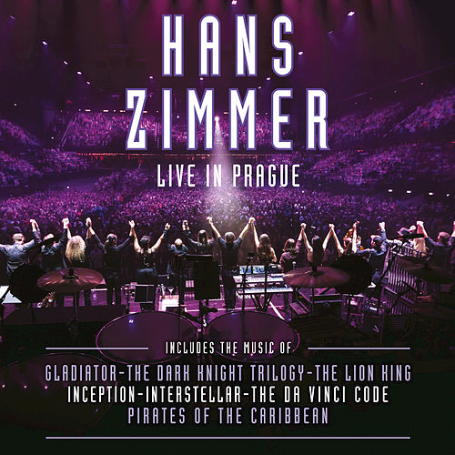 Live In Prague by Hans Zimmer