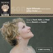 A journey though Venice (Wigmore Hall Live) by Joyce Di Donato and Julius Drake