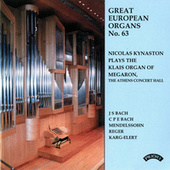 Great European Organs No. 63: The Athens Concert Hall by Nicholas Kynaston