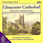 Play & Download Alpha Collection Vol 3: Choral Music from Gloucester Cathedral by Gloucester CathedralChoir | Napster