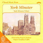 Play & Download Alpha Collection Vol 6: Choral Music From York Minster by York Minster Choir | Napster