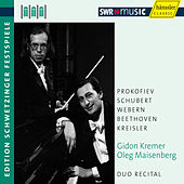 Play & Download Duo Recital by Gidon Kremer | Napster