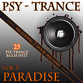 Psy-Trance Paradise Vol. 3 (Including 2-Hour-Megamix) by Various Artists