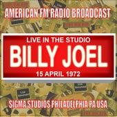 Live In The Studio - Sigma Studios 1972 by Billy Joel