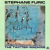 The Twitter-machine by Jim Black