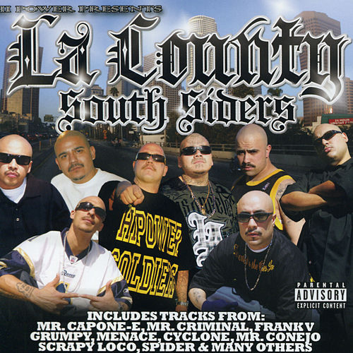 LA County Southsider's by Various Artists