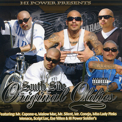 Play & Download South Side Original Oldies by Various Artists | Napster