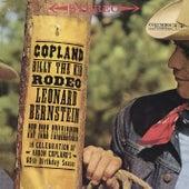 Copland: Rodeo & Billy the Kid (Remastered) by Leonard Bernstein