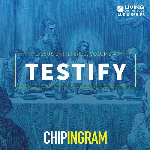 Testify: Jesus Unfiltered, Vol. 4 by Chip Ingram
