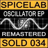 Oscillator EP by Spicelab