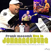Live in Johannesburg by Frank McComb