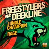 Jungle Champion / Rage - Single by Freestylers