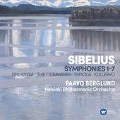 Sibelius: Symphonies & Tone Poems by Paavo Berglund