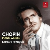 Chopin: Piano Works by Samson François
