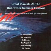 Veliki Pijanisti Na Dubrovačkom Festival by Various Artists