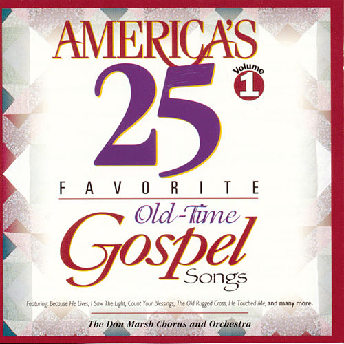 America's 25 Favorite Old...Vol. 1 by Don Marsh