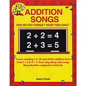 Addition Songs by Kathy Troxel