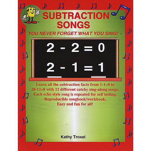 Play & Download Subtraction Songs by Kathy Troxel | Napster