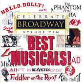 Celebrate Broadway Vol. 10: Best Musicals! von Various Artists