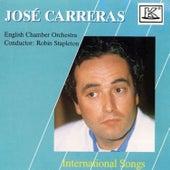 International Songs by José Carreras
