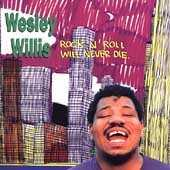 Rock 'N' Roll Will Never Die by Wesley Willis