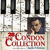 The Condon Collection, Vol. 28: Original Piano Roll Recordings by Ignace Friedman