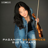 Paganini: 24 Caprices by Sueye Park