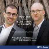 Sonates pour flûte à bec et basson by Various Artists