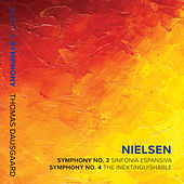 Nielsen: Symphonies Nos. 3 & 4 by Various Artists