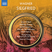 Wagner: Siegfried, WWV 86C by Various Artists