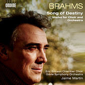Brahms: Works for Choir & Orchestra by Eric Ericson Chamber Choir