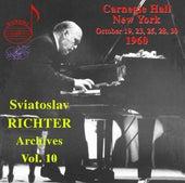 Beethoven: Sonatas - Haydn: Sonata - Schubert: Impromptu, et al. by Sviatoslav Richter