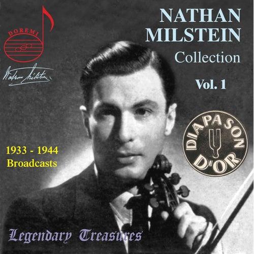 Milstein Performs Vivaldi, Bruch, Brahms, et al. by Nathan Milstein